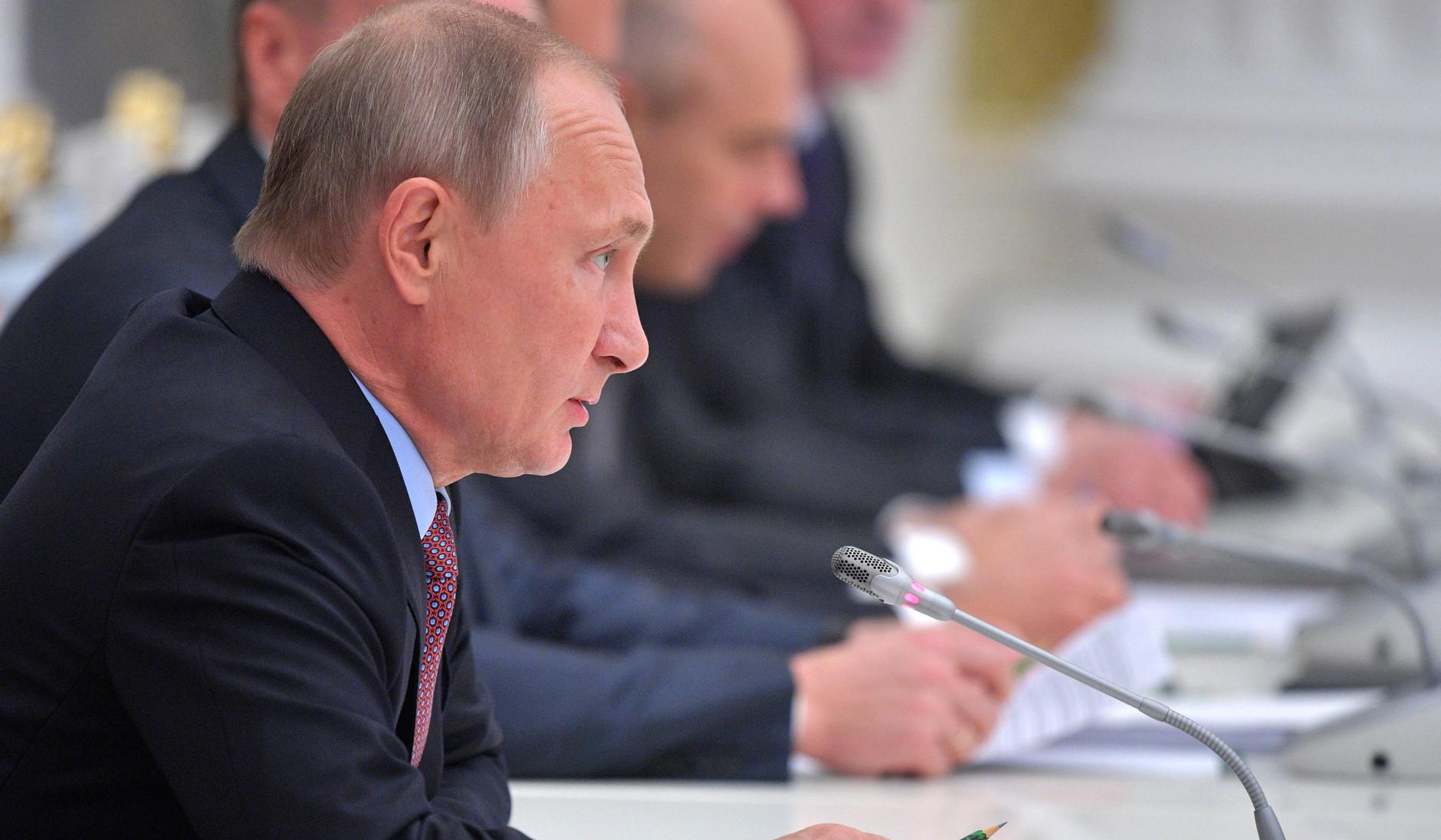 Мнение: Прости, Владимир Владимирович, что раньше я за тебя не голосовал