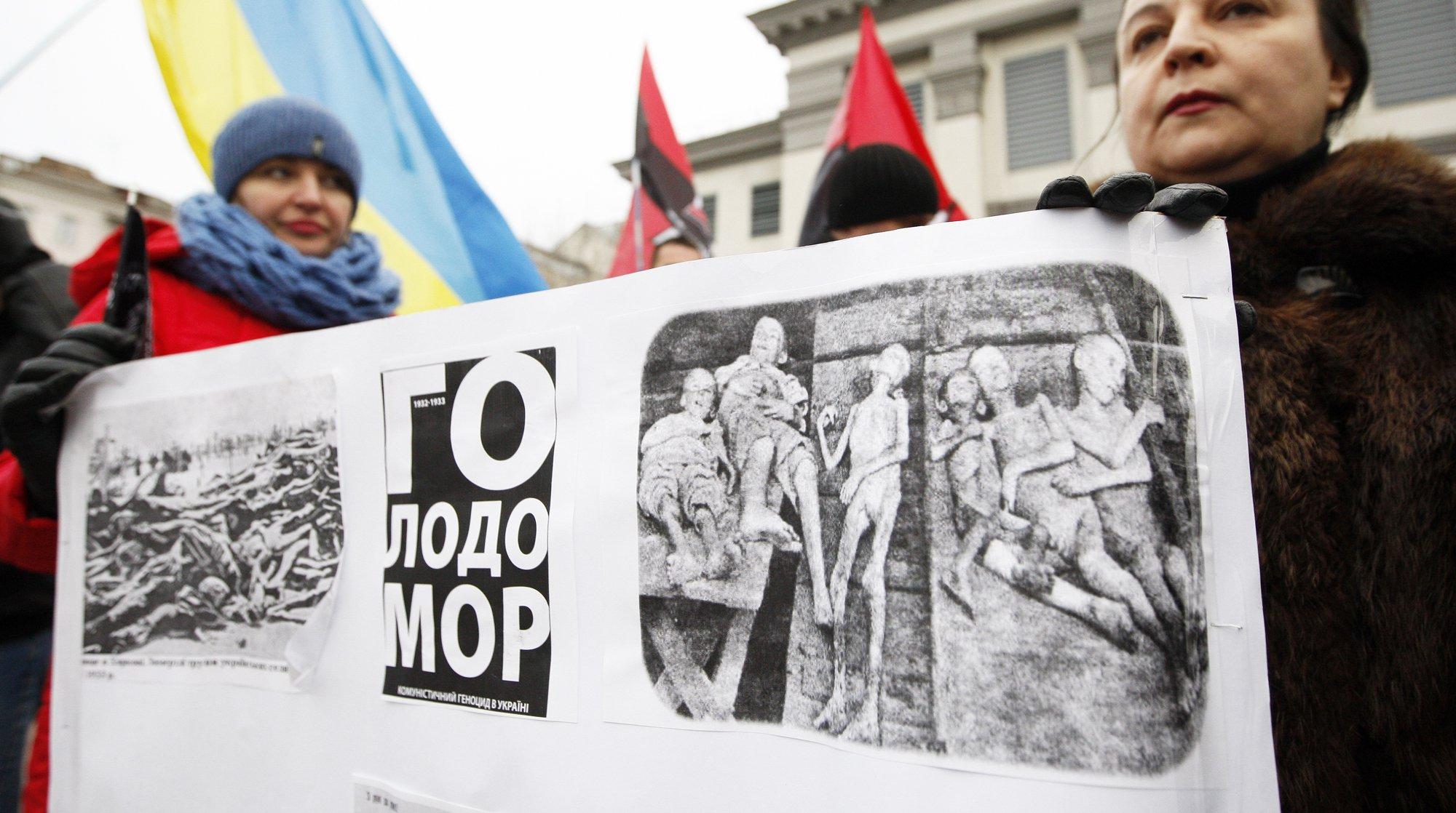 Английским избранникам посоветовали признать Голодомор геноцидом украинцев