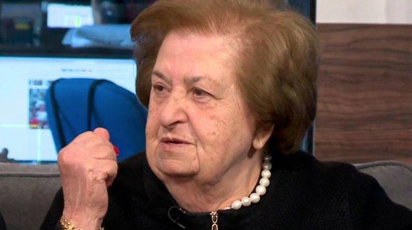 ВТбилиси скончалась бабушка Саакашвили