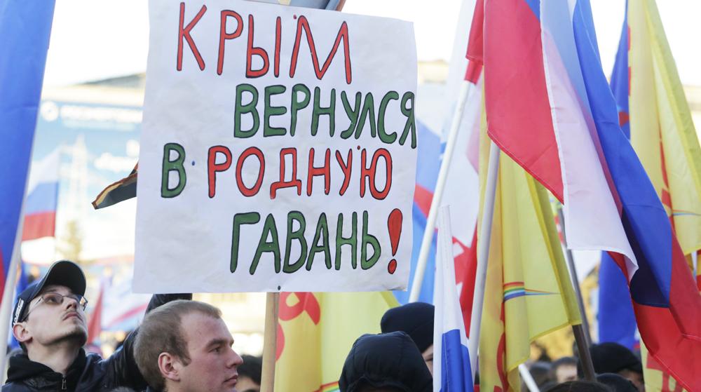 Крымский вопрос на Украине – способ распила бюджета (продолжение)