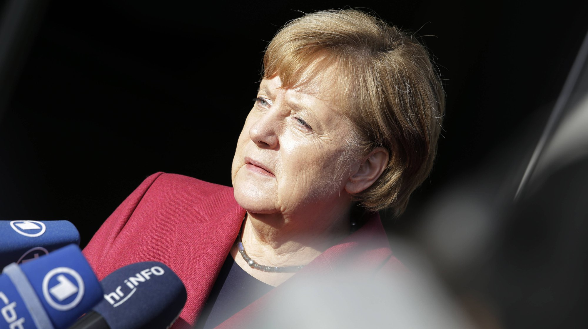 Готова ли Меркель уйти в отставку?