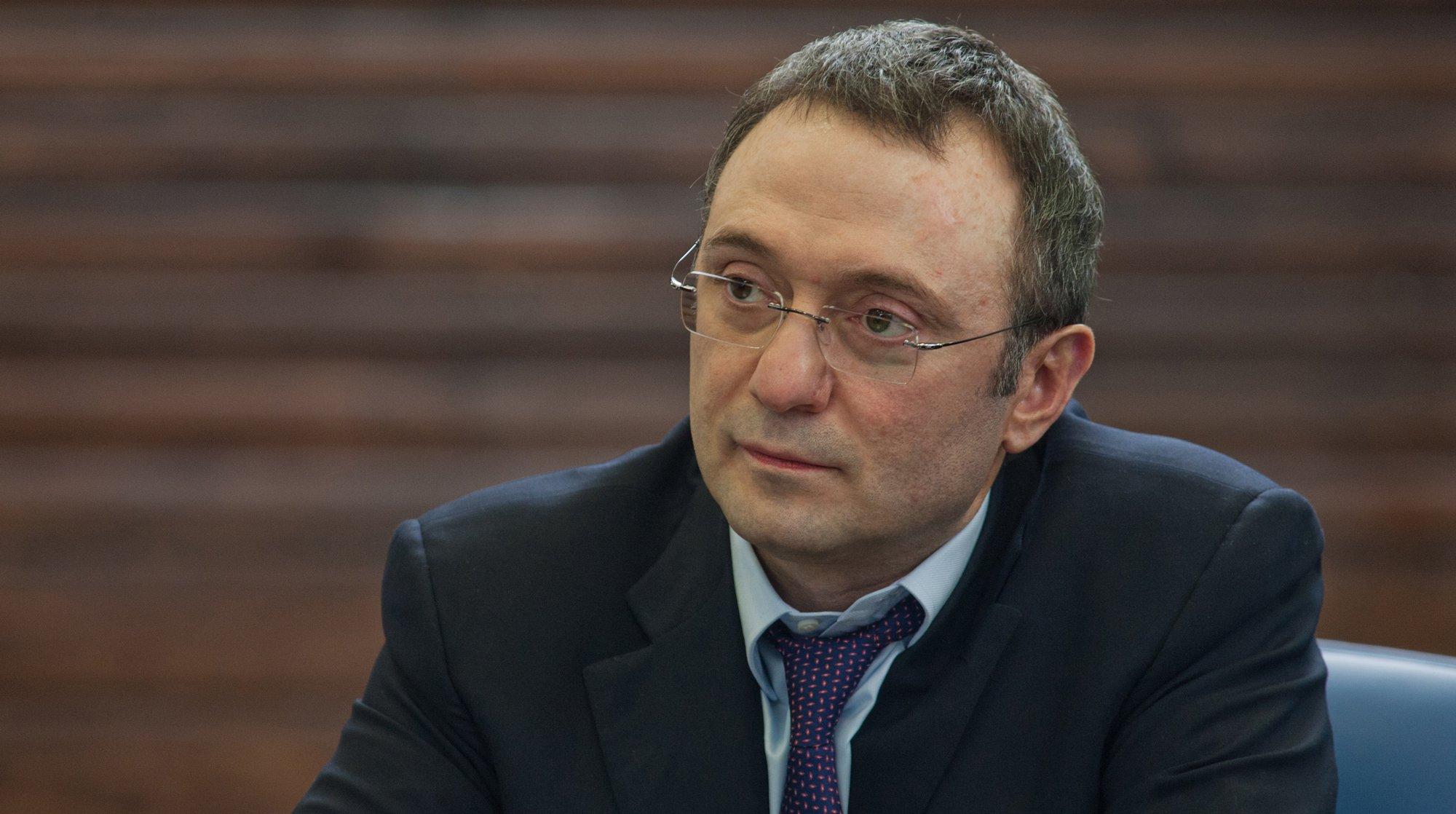 ВНицце схвачен сенатор Керимов