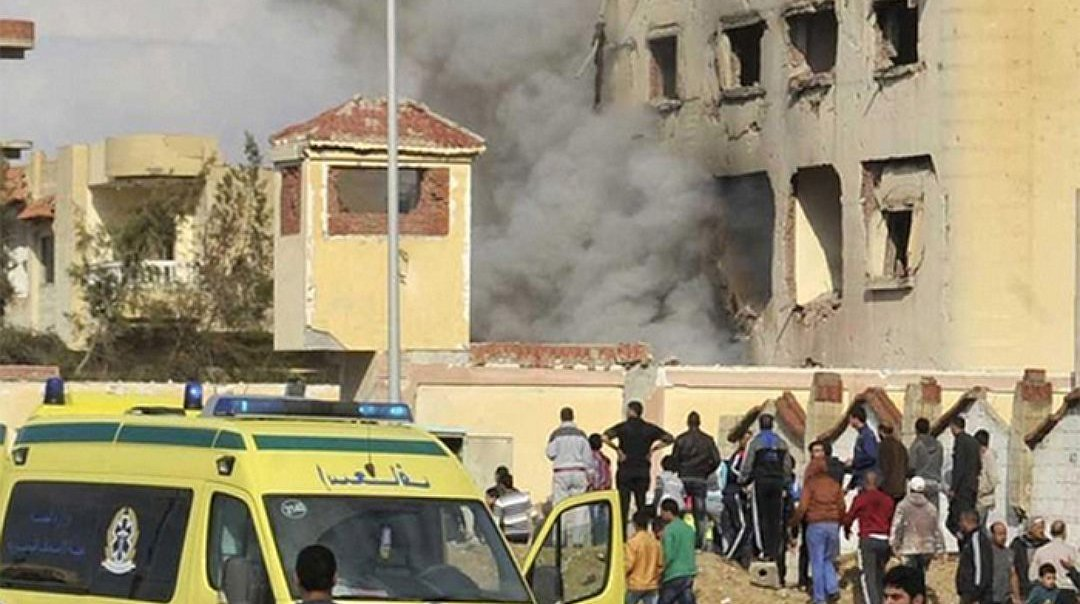Теракт наСинае: Египет отменил открытие границы сСектором Газа