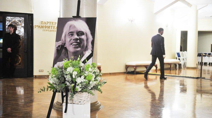 Хворостовский посмертно выдвинут на соискание Grammy