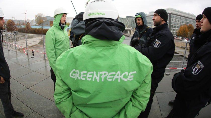Наодну изАЭС Франции совершили проникновение активистов изGreenpeace