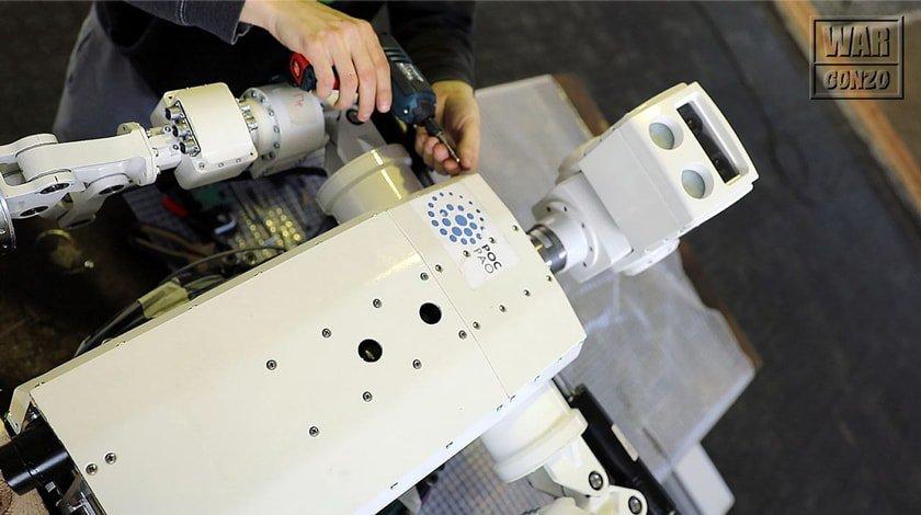 В радиоактивных зонах вместо человека начнут работать роботы