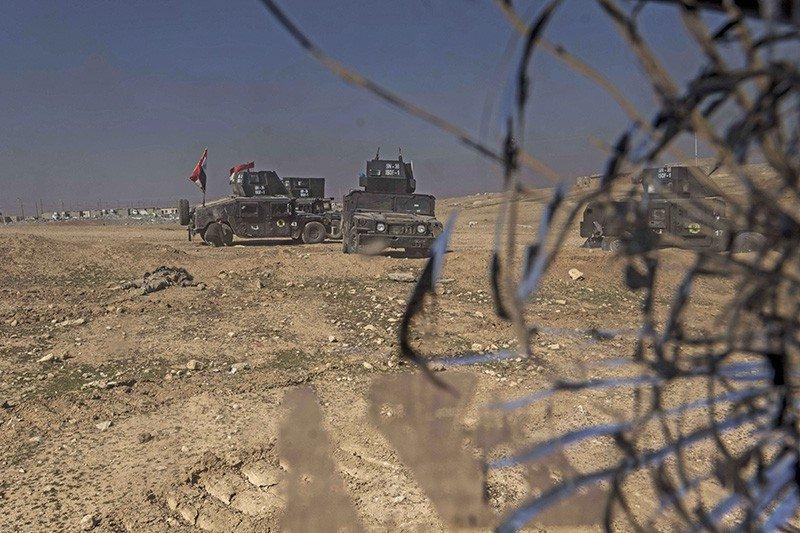 ИГИЛ разрушен  наберегах Евфрата— Путин