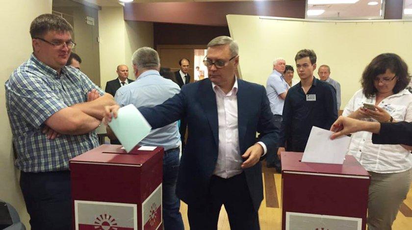 ПАРНАС небудет выдвигать своего кандидата напрезидентских выборах