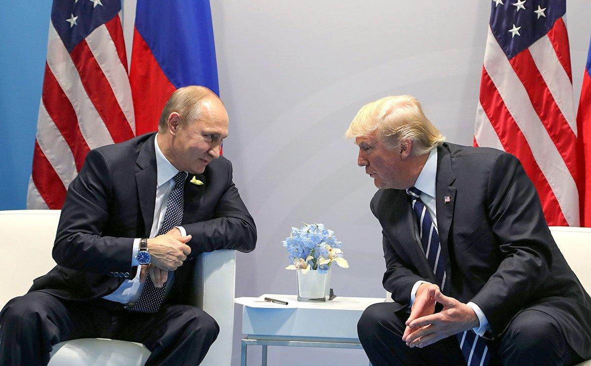 Трамп попросил Россию помочь в урегулировании конфликта с КНДР