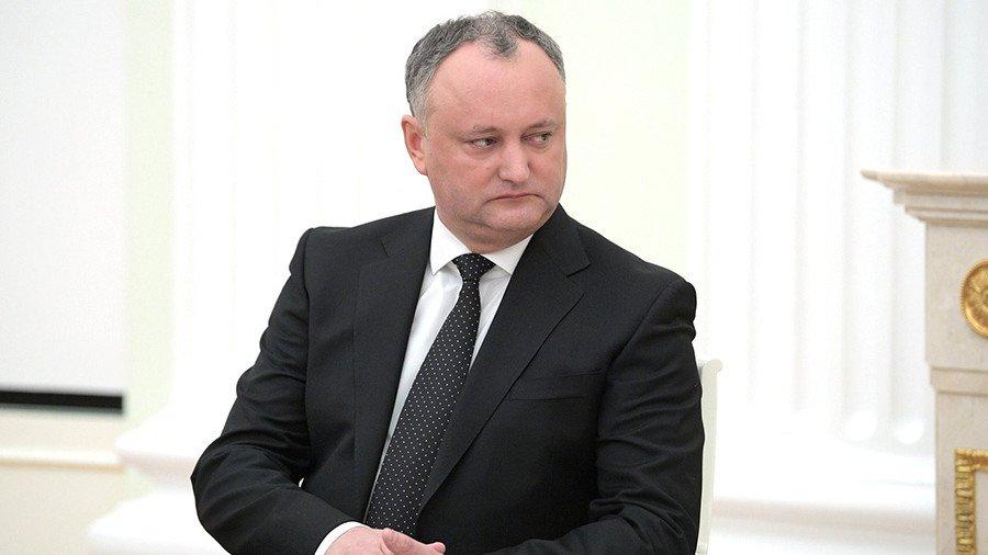 «Через пять-шесть лет Молдавии просто может инебыть»— Игорь Додон