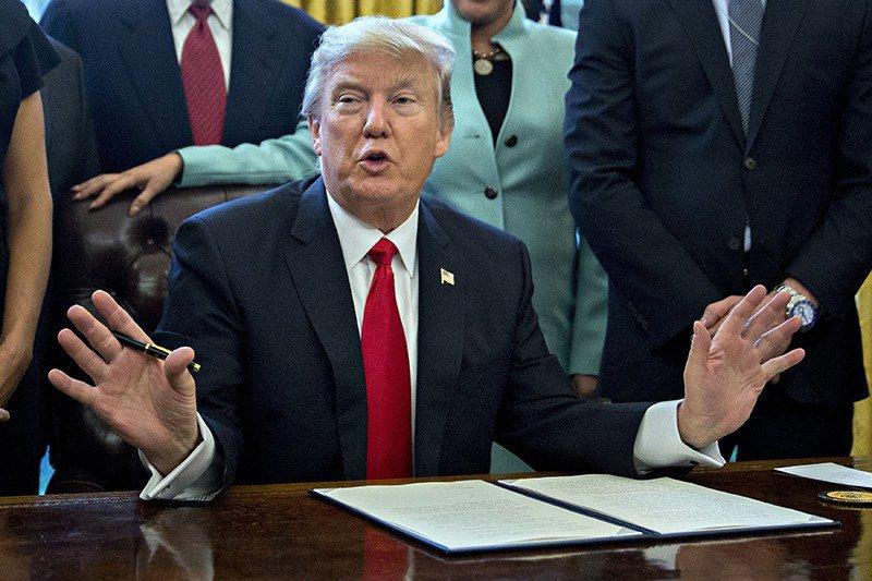 Трамп пригрозил странам ООН уменьшить финпомощь из-за Иерусалима