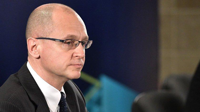 Кириенко: попытки внешнего давления впредвыборный период будут безуспешны