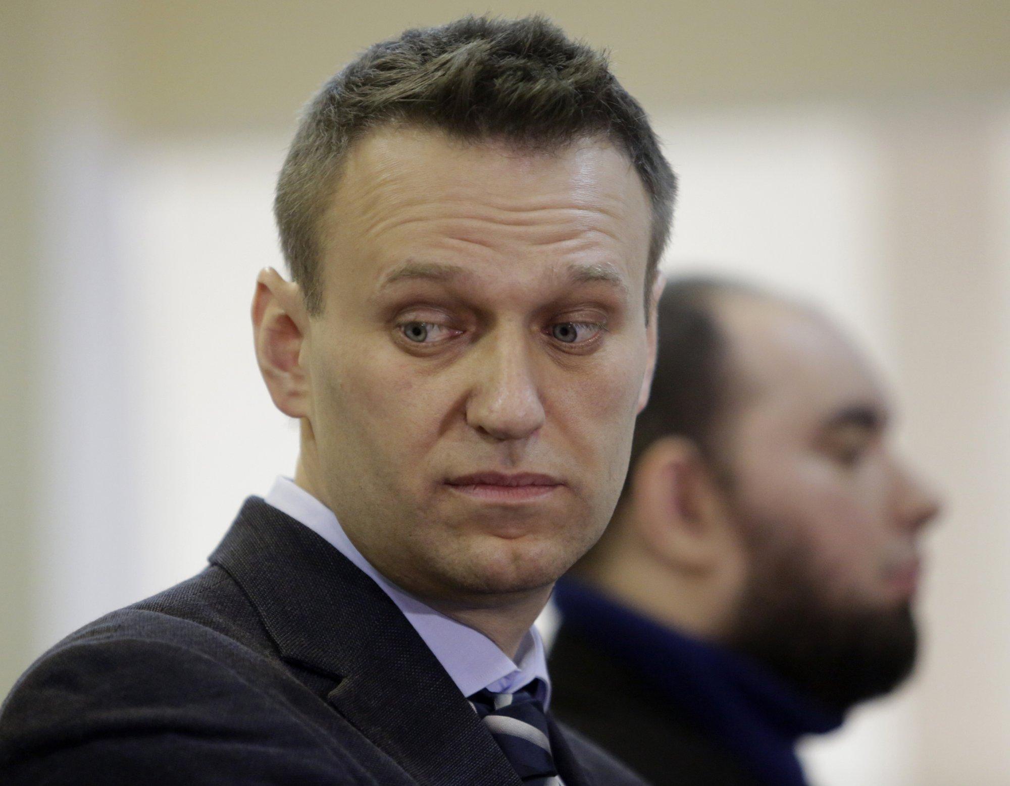 НаМарсовом поле выстраиваются очереди из приверженцев Навального