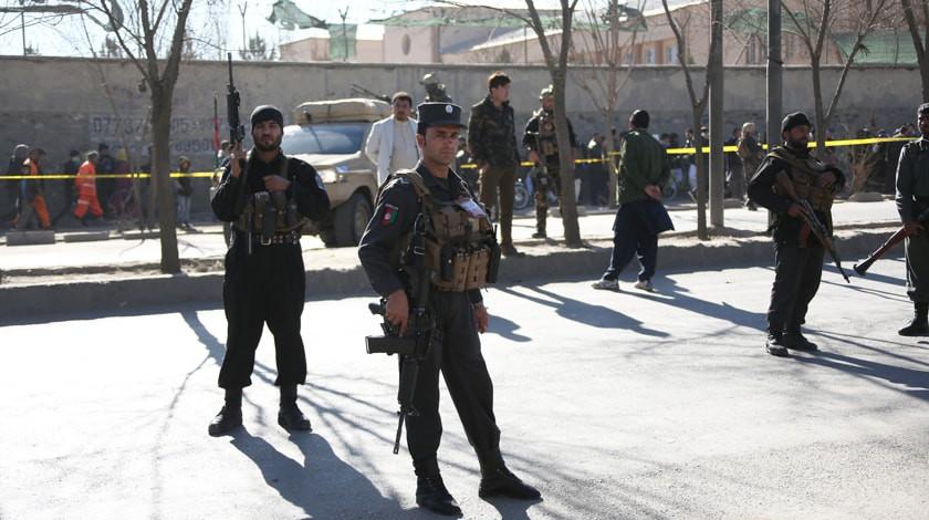 Встолице Афганистана прогремели два взрыва, десятки жертв