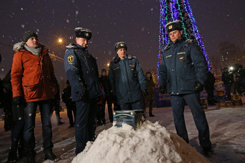 В столицеРФ неменее 20 человек вновогоднюю ночь пострадали из-за петард