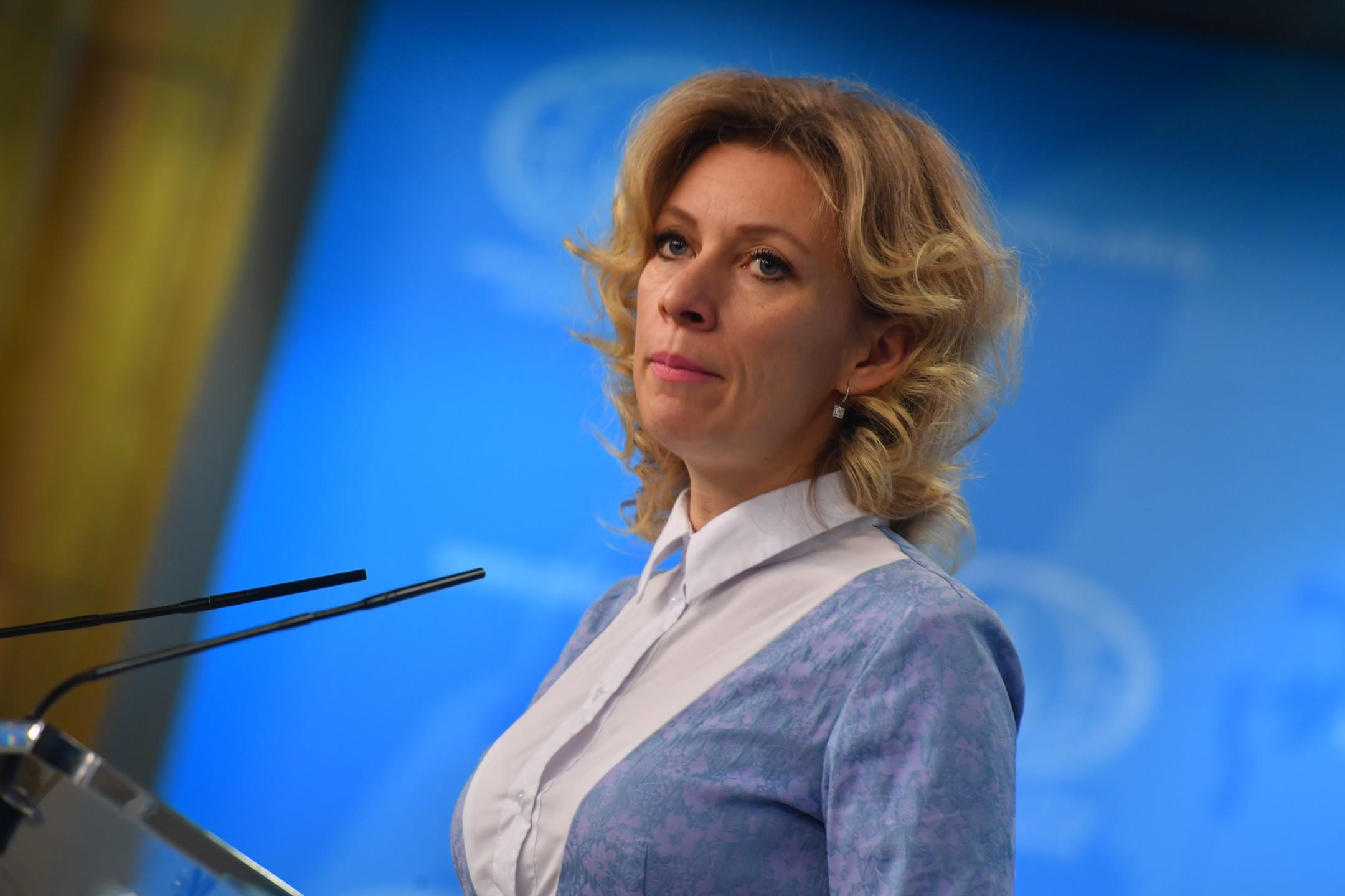 Захарова обвинила руководителя ЦРУ вовранье