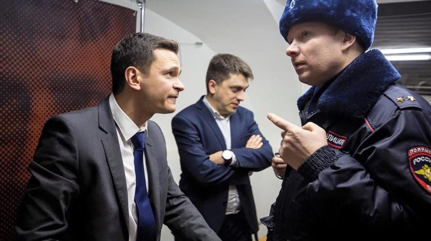 Окончен  прием документов для участия ввыборах президента Российской Федерации