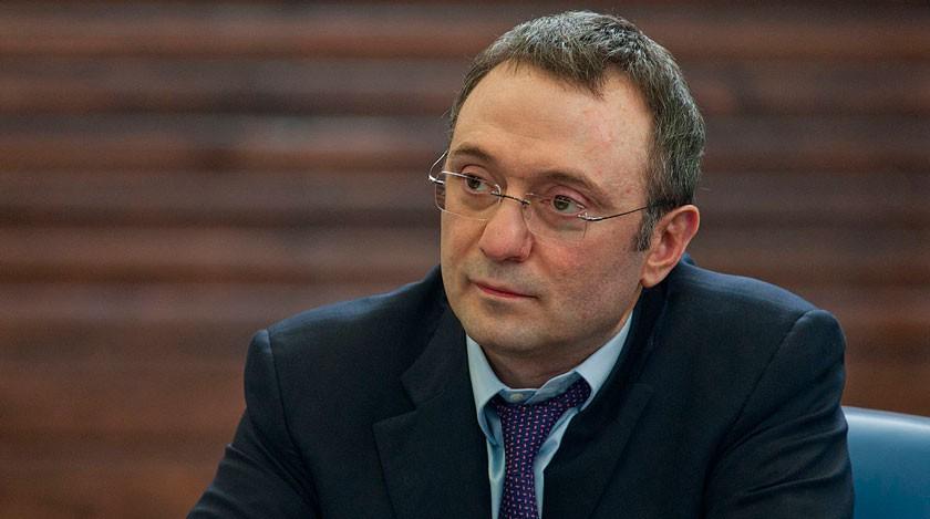 Французские власти разрешили Керимову поездку в Российскую Федерацию