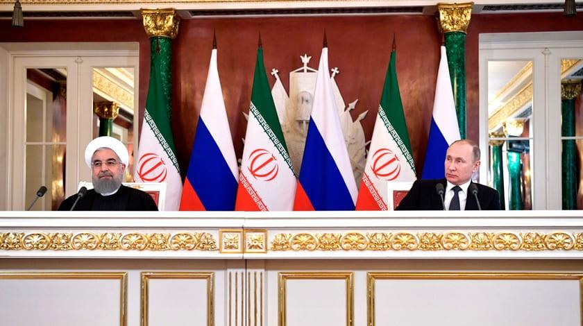 Fars: советник лидера Ирана призвал сделать антиамериканский союз сучастием Российской Федерации
