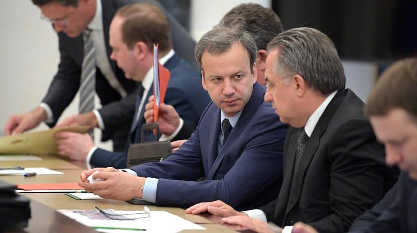 Дворкович объявил овосстановлении экономикиРФ после кризиса