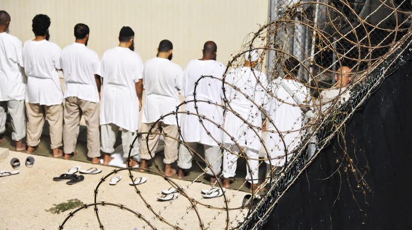 Трамп подпишет указ осохранении спецтюрьмы вГуантанамо