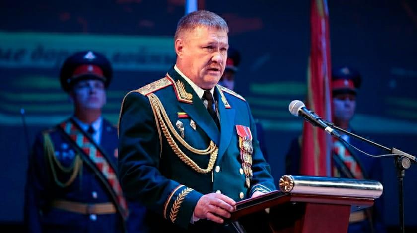 Именем погибшего вСирии генерала назвали часть улицы— Бурятия