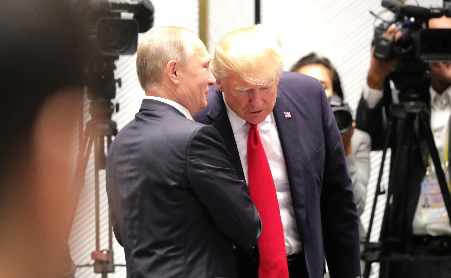 Трамп прокомментировал расследование США поРФ— Это американский позор
