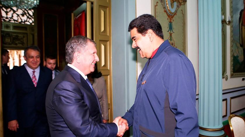 ВСША задумались овведении нефтяного эмбарго для Венесуэлы