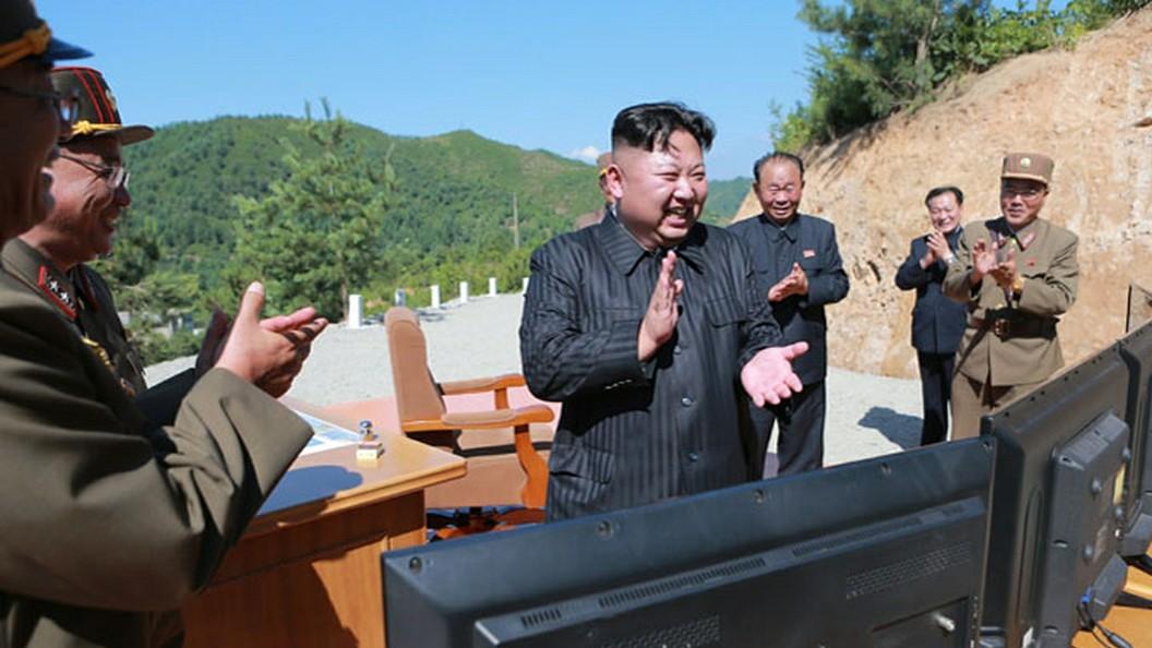 Жители Соединенных Штатов Америки считают главными противниками КНДР, РФ и Китайская республика