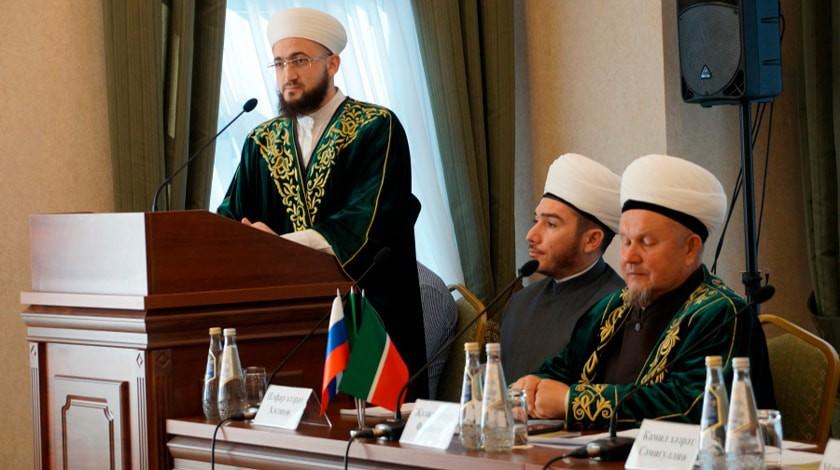 Муфтий Татарстана поведал о новоиспеченной миссии ДУМРТ