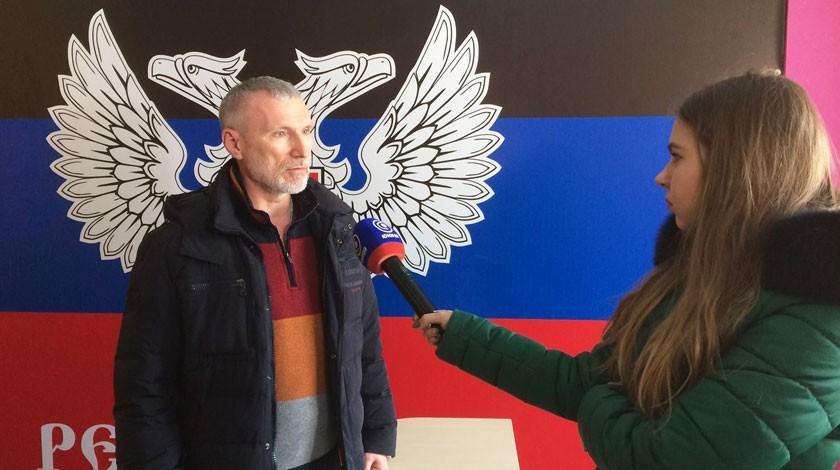 Депутат Алексей Журавлев попал под обстрел ВСУ вДНР