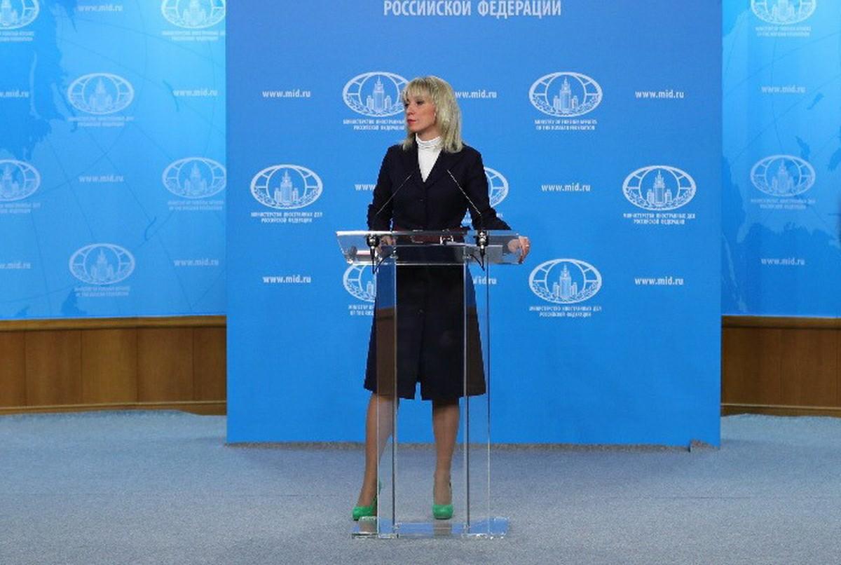 Захарова поведала «бомбическую историю» отом, как пристыдила Слуцкого