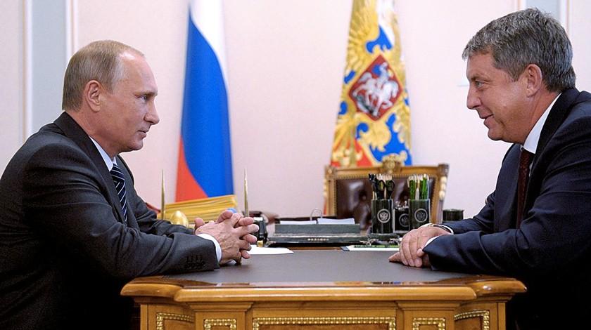 Путина просят отправить губернатора Брянской области в отставку