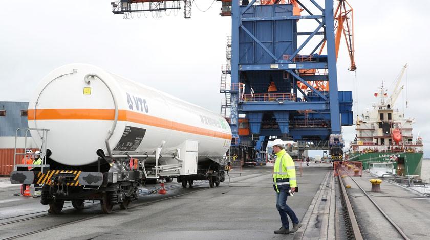 Экспорт «Газпрома» весной вырос на29,4% из-за холодов вевропейских странах