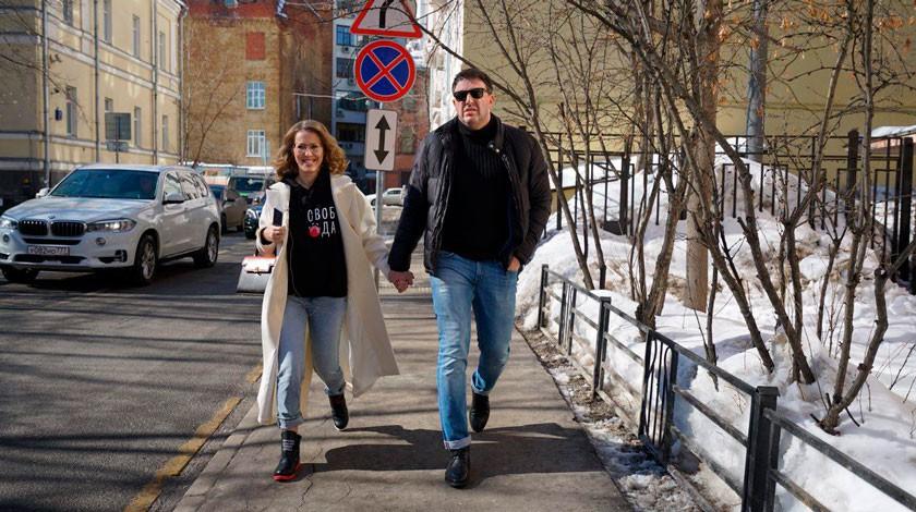 Собчак завыдвижение обещали самые большие  деньги— Навальный