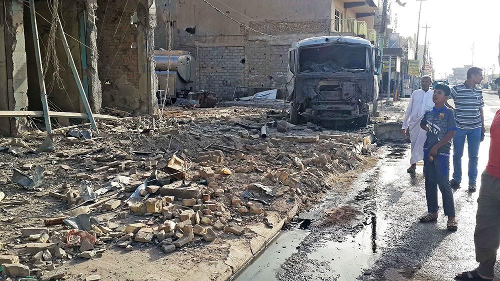 Боевики обстреляли Дамаск, погибли 24 человека