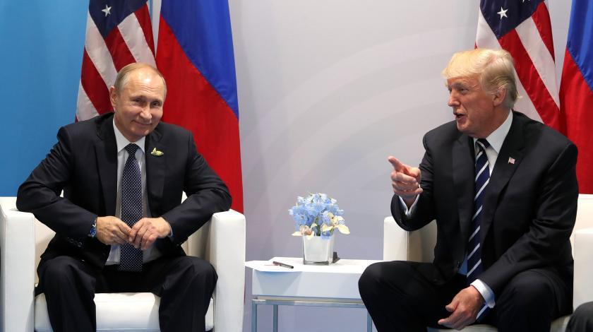 Ким Чен Ынпоздравил Владимира Путина спобедой