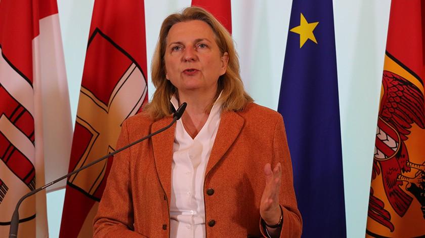 Австрийская Республика выразила готовность выступить посредником между Лондоном иМосквой