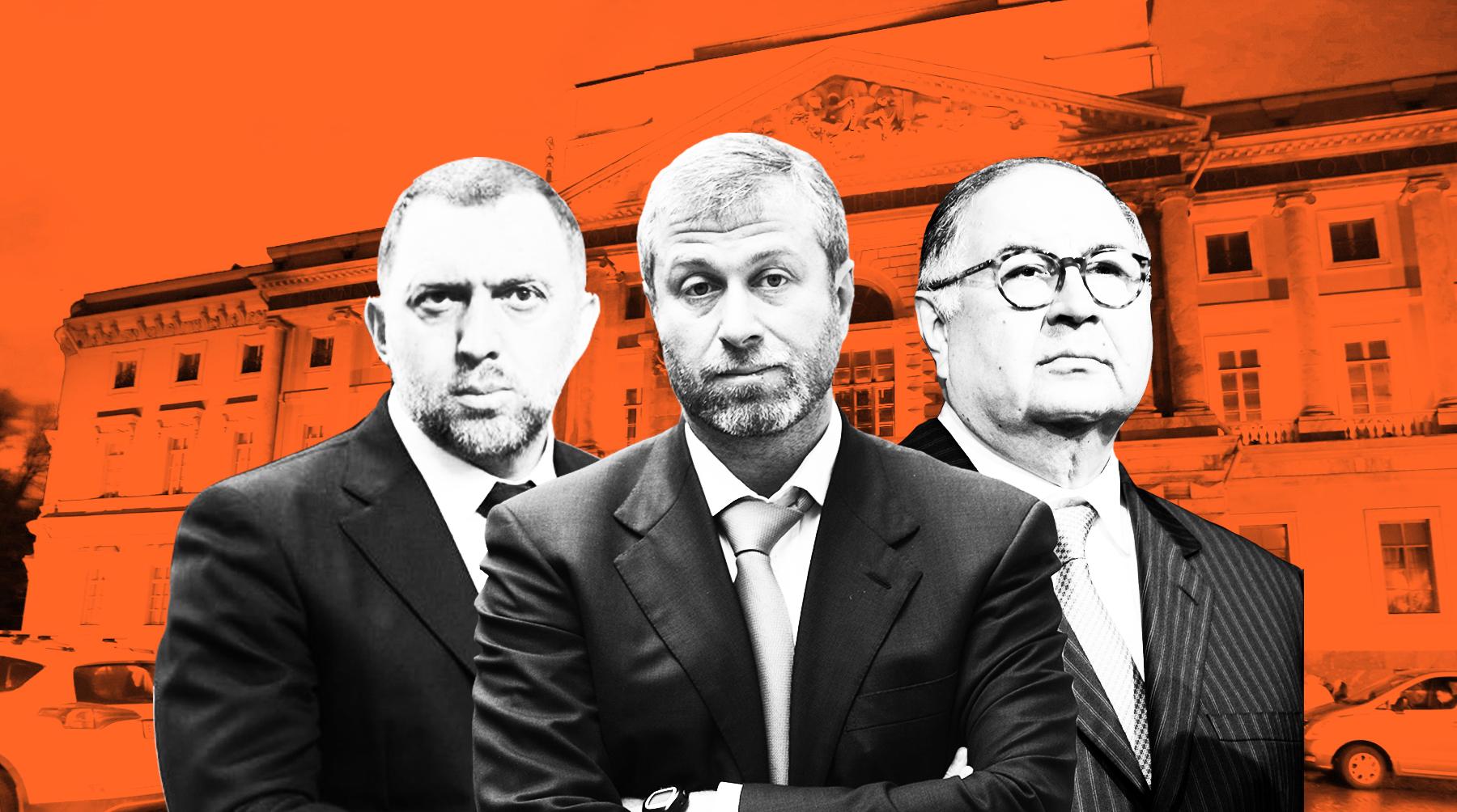 Отожмут по-английски. Кто из российских олигархов может пострадать от  санкций Британии? — Daily Storm