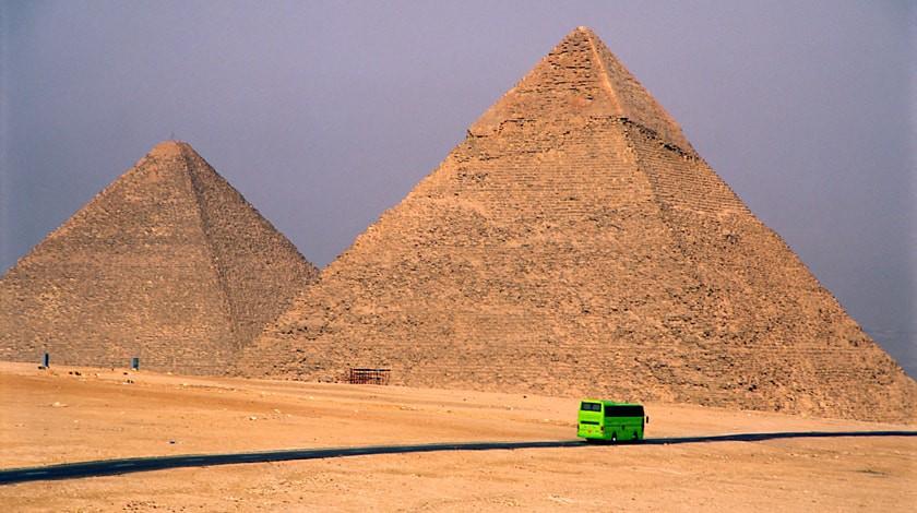 Крупное ДТП вЕгипте, погибли 20 человек