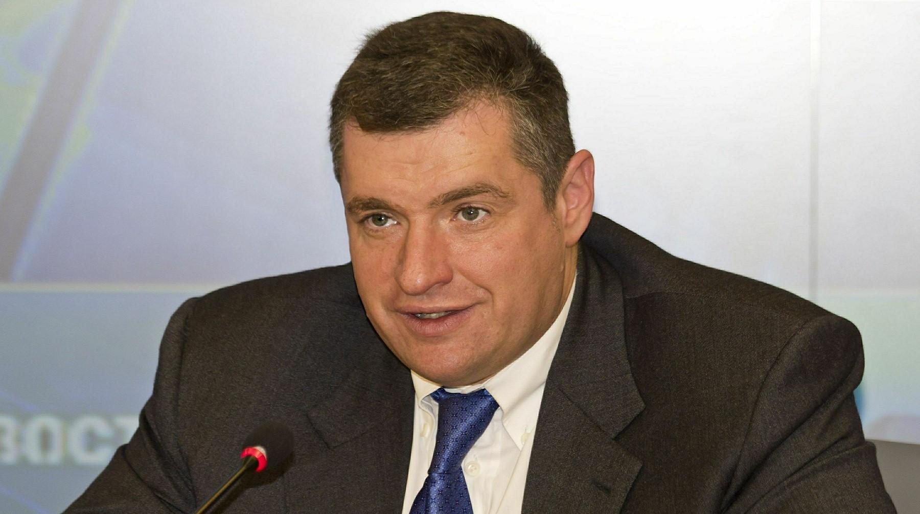Володин обозначил готовность Российской Федерации кпереговорам сСША