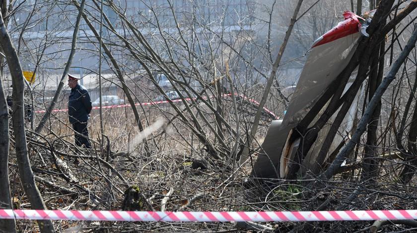 Польша аннулировала первые результаты покрушению Ту-154 под Смоленском