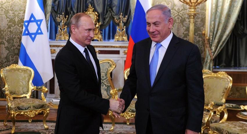 Путин призвал соблюдать суверенитет Сирии