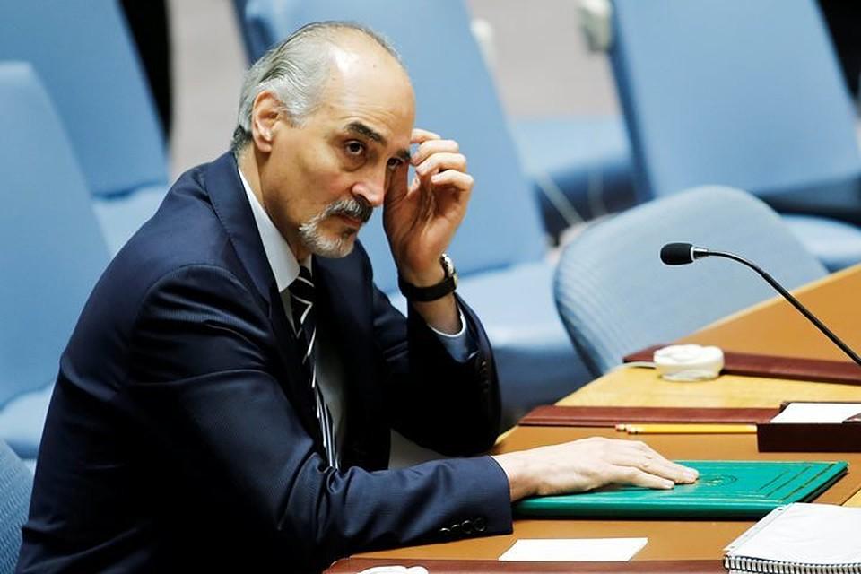 Постпред Сирии вОрганизации Объединенных Наций (ООН) сказал, как ктеррористам попало химоружие