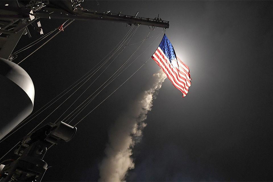 Американские СМИ узнали цели ударов Трампа вСирии— Ихбудет восемь