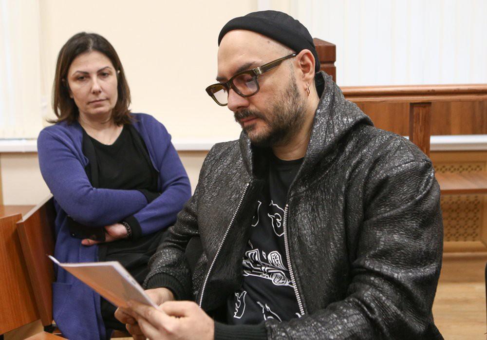 Минкульт пояснил , почему просил оставить под домашним арестом Серебренникова