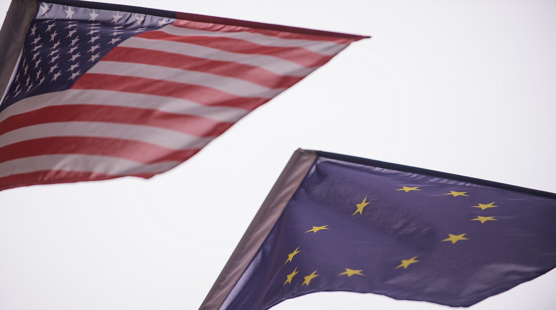 Меркель, Макрон иМэй ответят наэкономические меры состороны Соединённых Штатов Америки