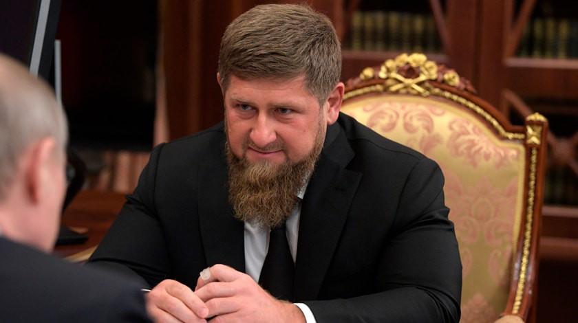 Кадыров практически полностью поддерживает законодательный проект онаказании засодействие санкциям США