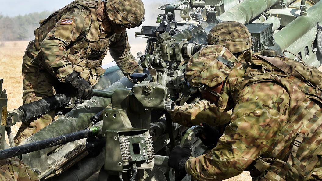 Военные НАТО подорвались наминах вДНР