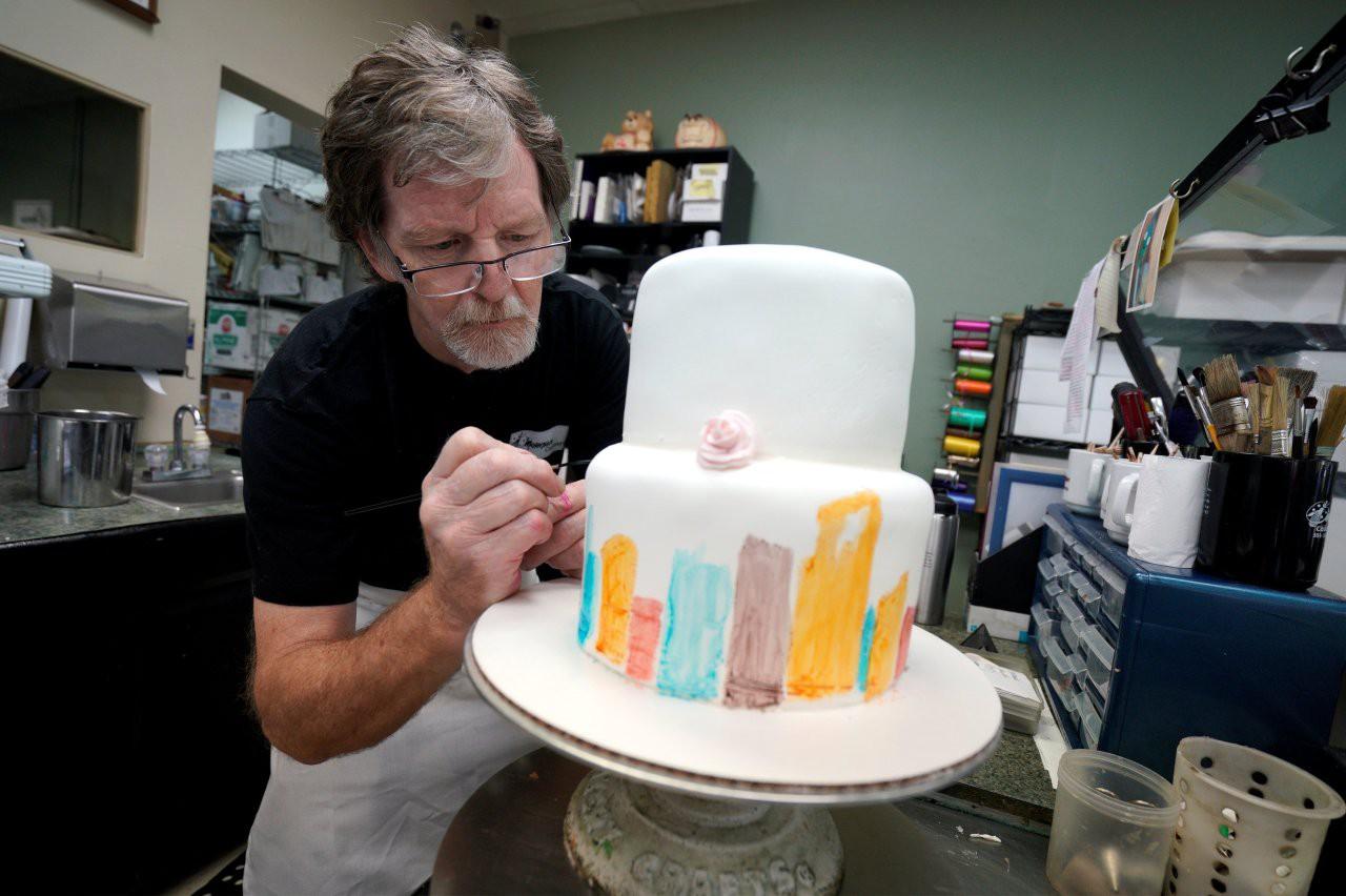 Суд вСША поддержал кондитера, который неиспек торт для свадьбы геев